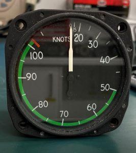 Airspeed Gauge 8000B.461