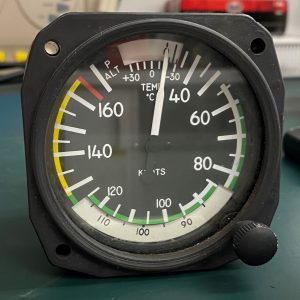 Airspeed Indicator 8100 B603