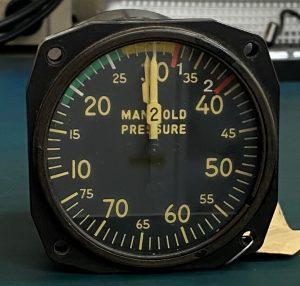(Q1) Manifold Pressure AN5770-2, , Manning, Maxwell & Moore