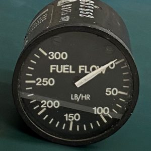 (Q1) Fuel Flow Indicator, Foxboro