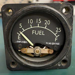 (Q2) Fuel Quantity Indicator, AN5790-6, 110077, Weston Elec. Instr. Corp