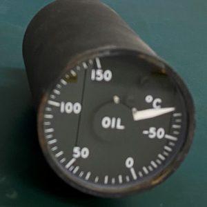 (Q13) Oil Temperature Indicator, 16283F, The Lewis Engrg.Co