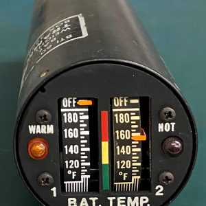 (Q13) Battery Temperature Indicator, Tramm Corporation