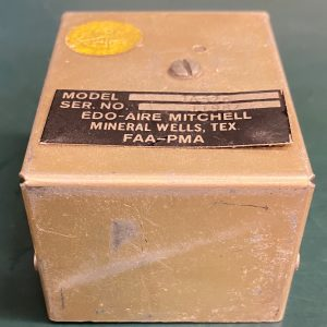 (Q6) Box Assembly Relay Autopilot, 1A526, EDO-Aire Mitchell