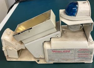 (Q11) Flash Tube Assembly, D-90029-04, Whelen Engineering