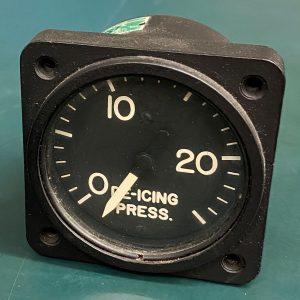 (Q15) De-Icing Pressure, AN-5771-3A, 10098-A, The Electric Auto-Lite Company