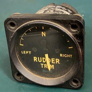 (Q16) Rudder Trim, G6A500086, Smiths
