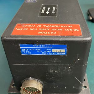 (Q29) Displacement Gyroscope, 501-1209-01, SC097, Jet Electronics &Technology Inc
