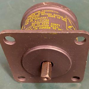 (Q18) Tachometer Generator, 22A731, 369H4551, TRW/Globe Motors