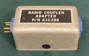 (Q17) Radio Coupler Adapter, 81C298
