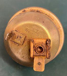(Q19) Pressure Switch (10 Bar 24V), 60131002, Jaeger