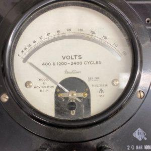 (Q10) Test Box voltmeter, GSQ/25256