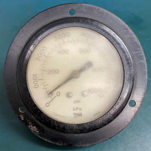 (Q16) O2 Pressure Gauge 1000PSI, 88909, Marshall Town