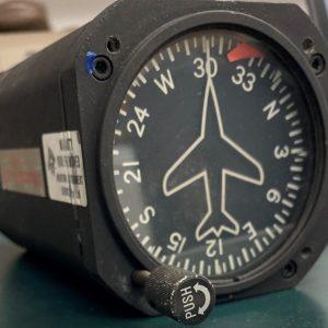(Q29) Gyro Directional Indicator, RCA15BK-1, 102-0022-01, AID/RC Allen