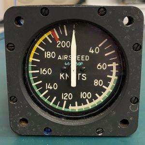 Airspeed Indicator PS50049-70, 602-276
