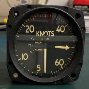 Airspeed Indicator C6A/500148, 156 AS