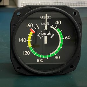 Airspeed Indicator C661065-0107RX