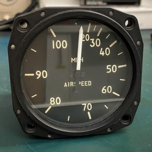 Airspeed Indicator IFR 210, BK-8A