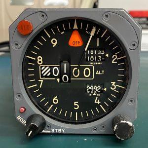 Encoding Altimeter 28007-017, Intercontinental Dynamics