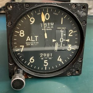 Encoding Altimeter 10-3348-15, Kollsman