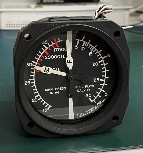 (Q1) Manifold Fuel Flow 21-1007-4