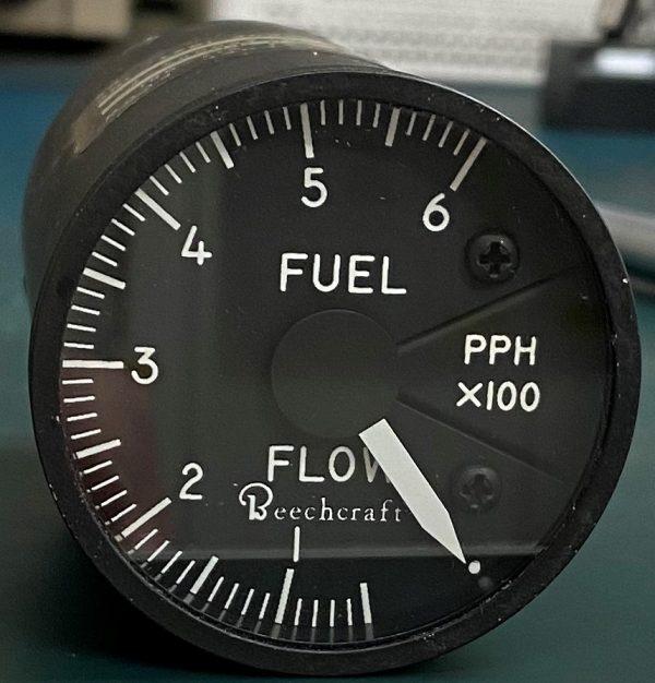 (Q1) Fuel Flow Indicator, Gull