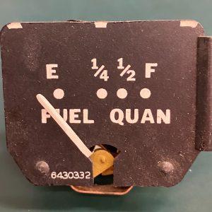 (Q2) Cluster Fuel Quantity Indicator 6430332