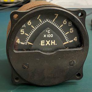 (Q13) Exhaust Gas Cylinder 6A/1674