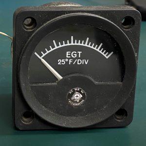 (Q13) Exhaust, Gas, Temperature Indicator, 202A-1A, Alcor