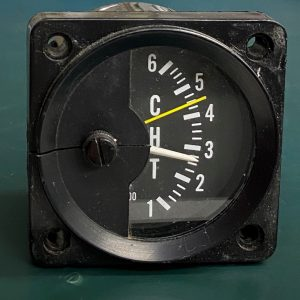 (Q13) CHT Indicator - Cylinder Head Temperature Gauge, Alcor