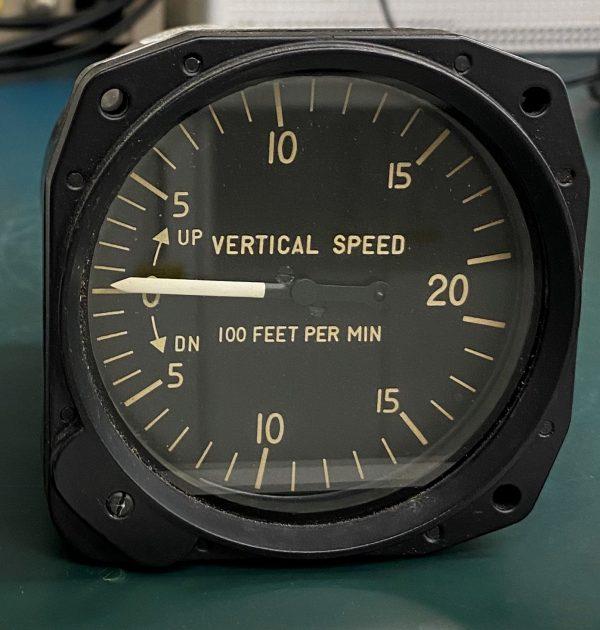 (Q12) Vertical Speed Indicator (VSI), BC-2A