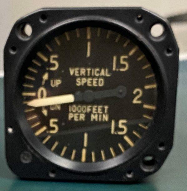 (Q12) Vertical Speed Indicator (VSI), BC-6