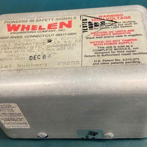 (Q11) Strobe Light Power Supply, A490ATS-DF14/28, Whelen Engineering