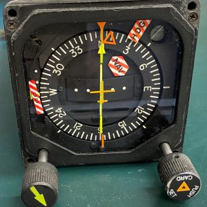 (Q6) Slaved Navigation Situation Indicator, 52D137-1332, EDO Avionics