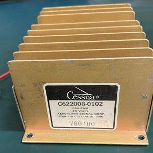 (Q11) Strobe Light Power Supply, C622008-0102, Aeroflash Signal Corp.