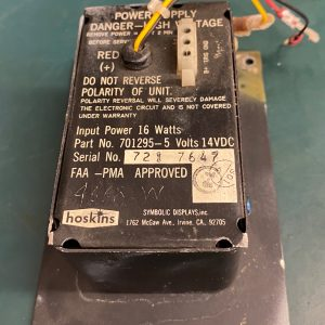 (Q11) Strobe Light Power Supply, 701295-5, Hoskins