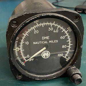 (Q6) Distance Measuring Equipment - DME, 260342, Weston