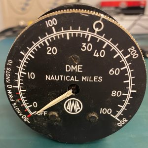 (Q6) Distance Measuring Equipment -DME, AWA