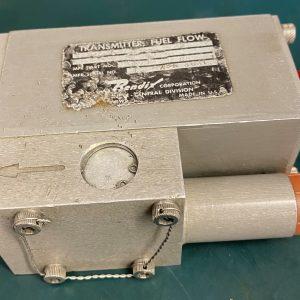 (Q18)Fuel Flow Transmitter, 9133-25-B1, Bendix