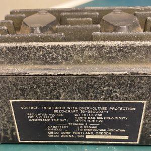 (Q14) Voltage Regulator, 35-380093-1, Oeco Corp.