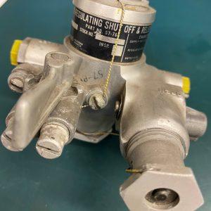 (Q18) Pneumatic Regulating Shut Off & Relief Valve, 57-761, Model 7064