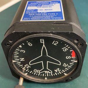 (Q29) Directional Gyroscopic Indicator, RCA15EK-2, 103-0042-01, Kelly Manufacturing Co.