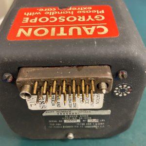 (Q29) Slaved Gyroscope, 4000099-8504, SG-832B, Bendix