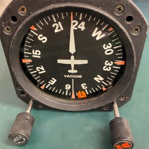 (Q29) Directional Gyroscope, 1U262-042-2, 4000C-15, Sigma Tek