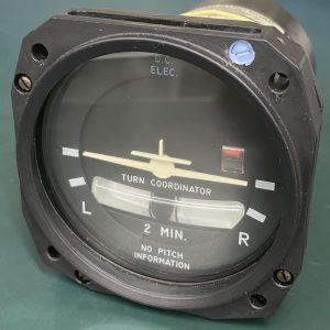 (QS2) Autopilot Turn Co-ordinator , 1394T100-12RZ, Mid-Continent Instruments West